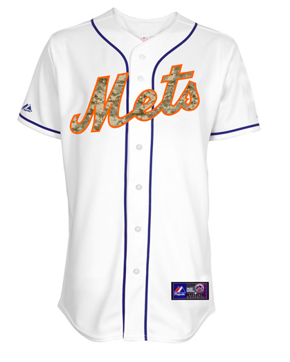 new arrival 34475 e0a18 Here's the 2014 USMC camo jersey Mets presumably will wear ...
