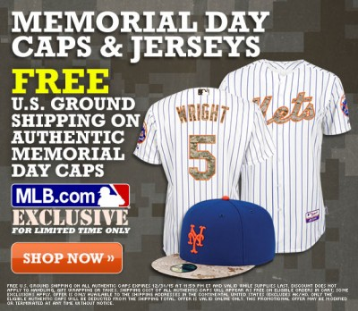 online store 1a746 c6089 Hypocritical blogger tries to sell you Mets Memorial Day ...