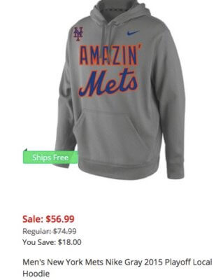 online store 43db5 ff1e3 MLB Shop Mets Photoshop guy....not his best work - The Mets ...