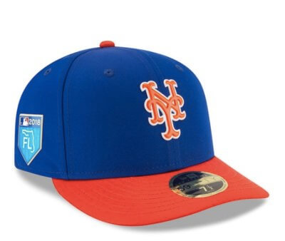 detailed look 930bb f291f Here's your $40 2018 Mets Spring Training cap - The Mets Police