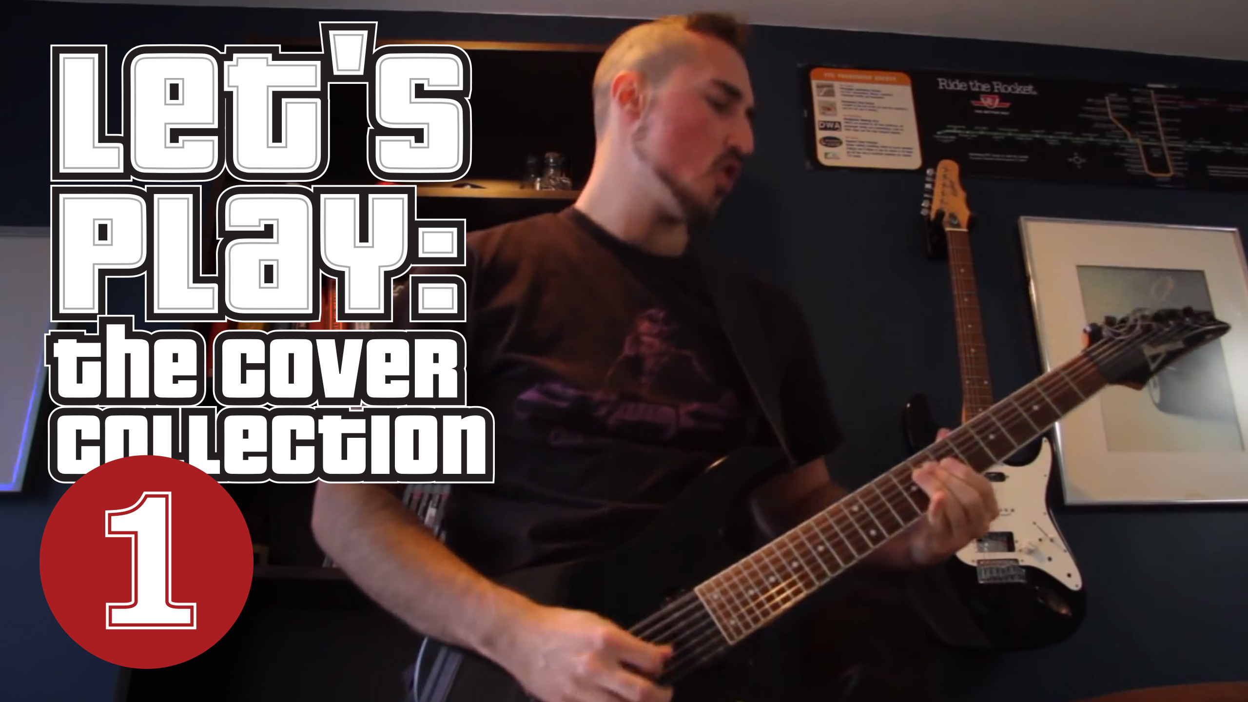 Sonic & Knuckles – Flying Battery Zone (Metal Guitar Cover)