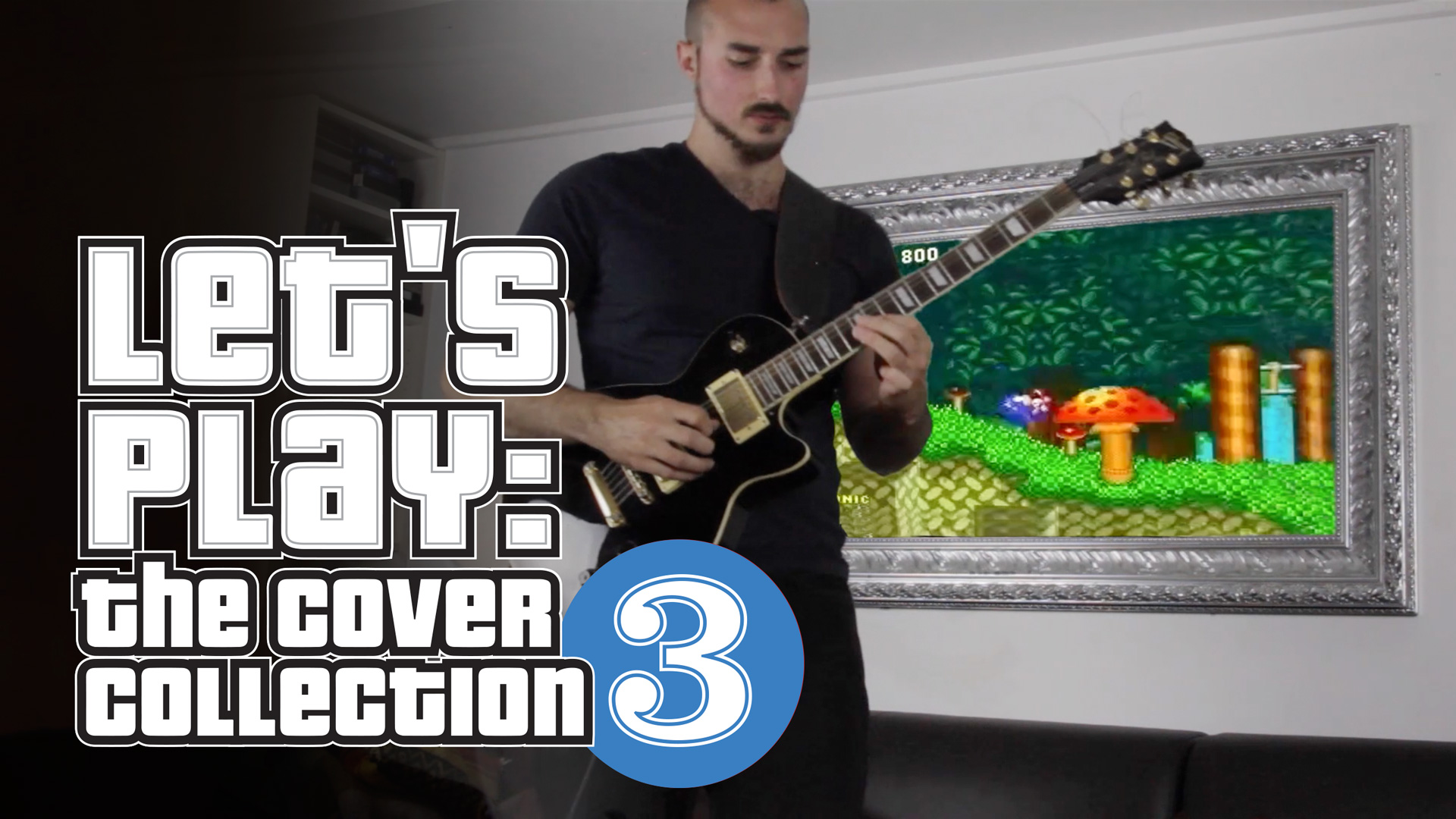 Sonic & Knuckles – Mushroom Hill Zone (Funk Cover) ft. David Belcher