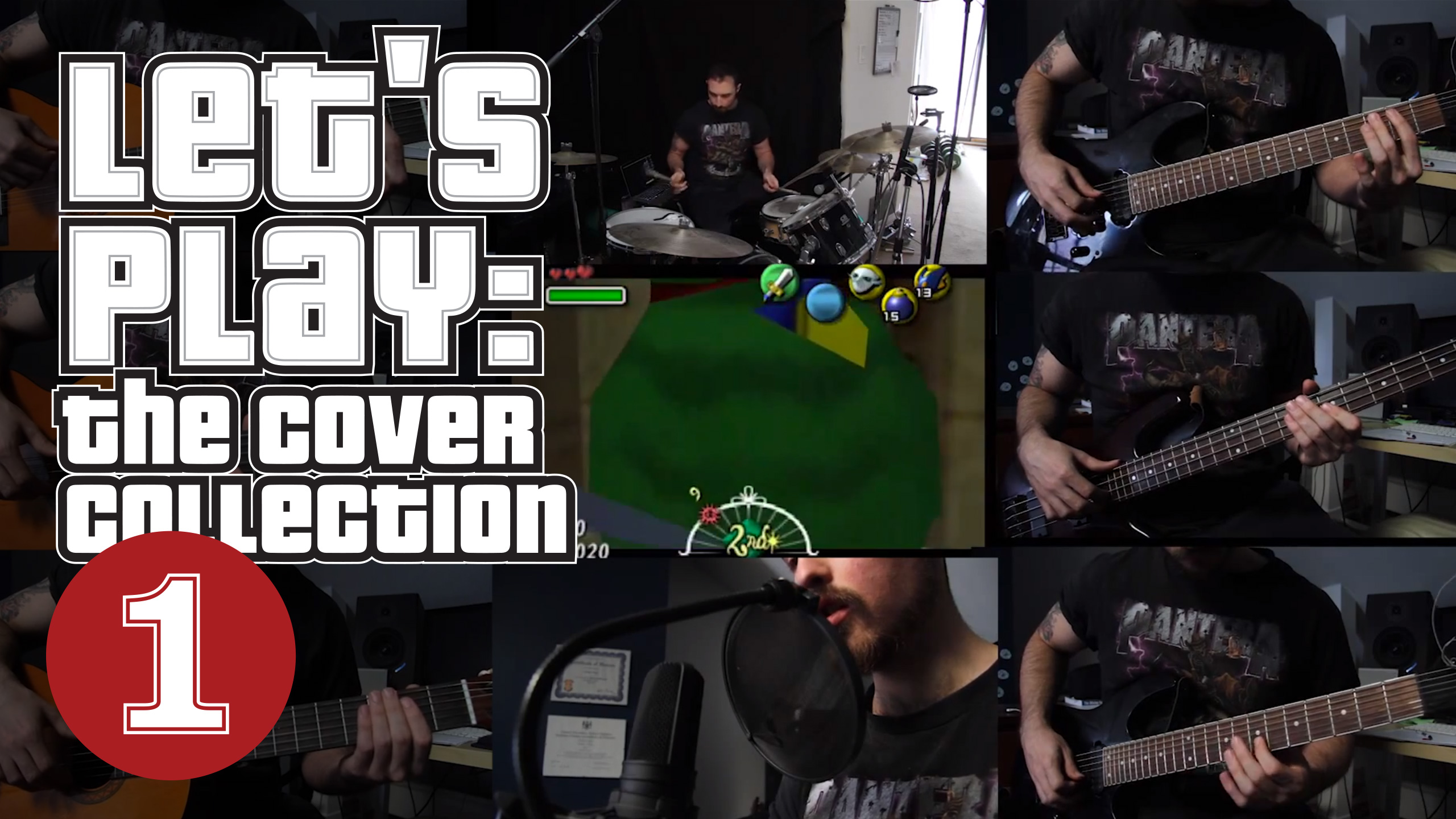 The Legend Of Zelda Majora's Mask – Stone Tower Temple (Cover)