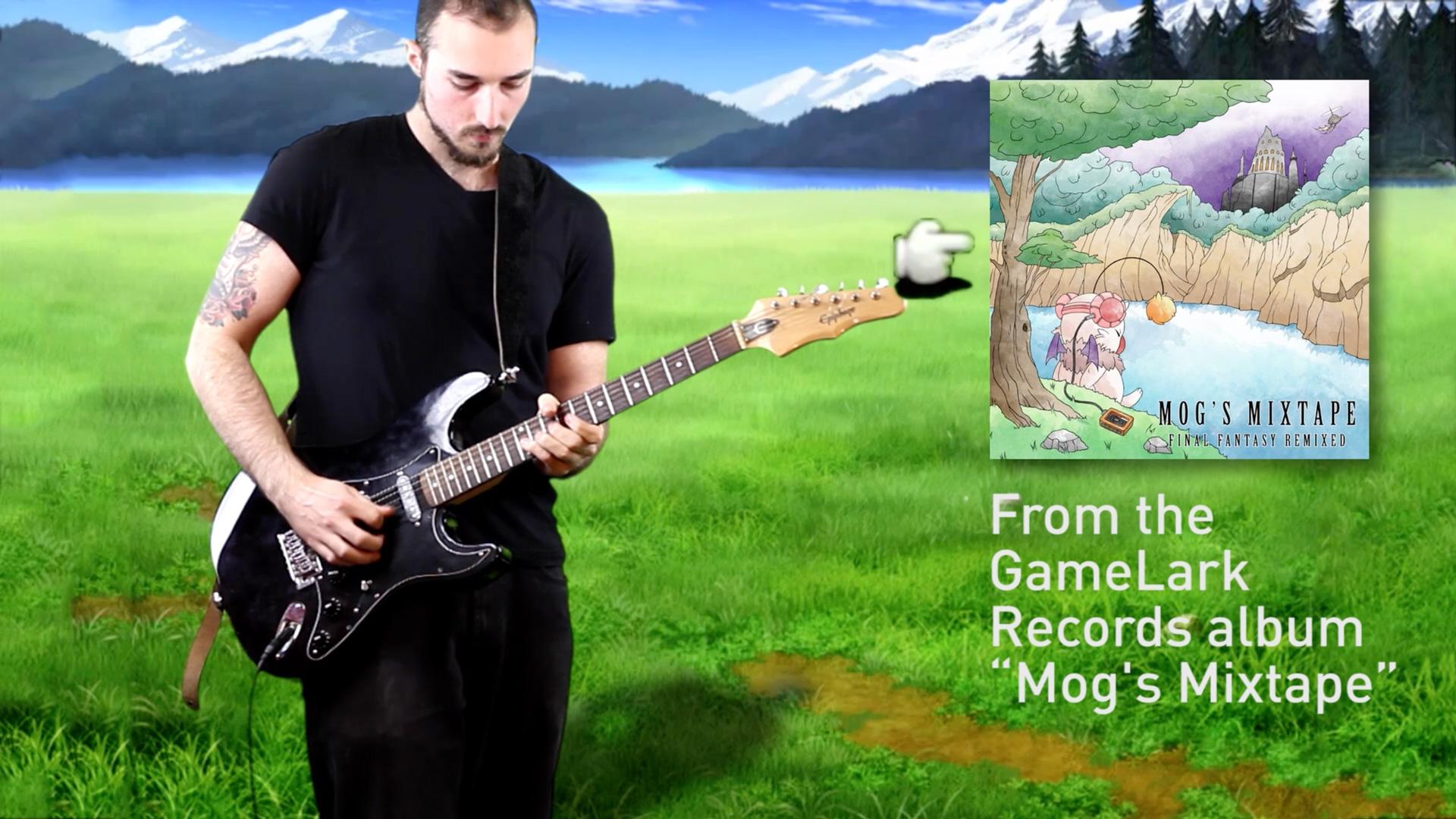 Final Fantasy VI – Battle Theme (Surf Rock Cover)