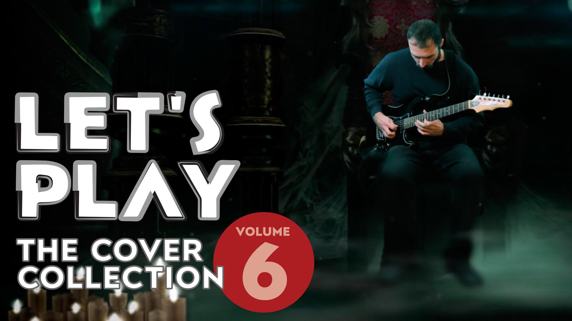 Castlevania II – Bloody Tears (Flamenco/Rock Cover)