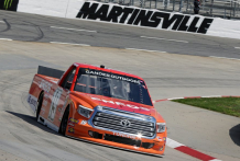 At Martinsville Speedway in Martinsville, Virginia on March 22, 2019. HMedia