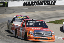 At Martinsville Speedway in Martinsville, Virginia on March 23, 2019. HMedia