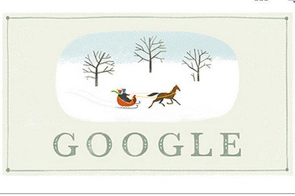 Google Chrismas Eve