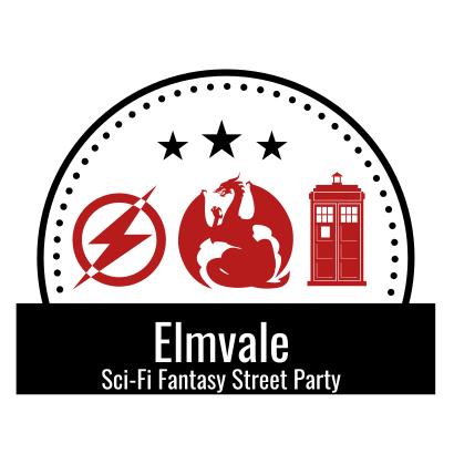 Elmvale Sci-Fi Fantasy Street Party Logo