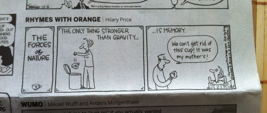 Cartoon Memory