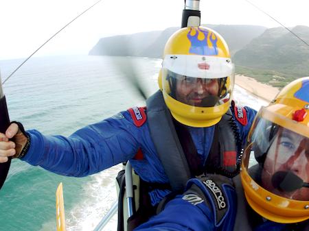 Me Flying
