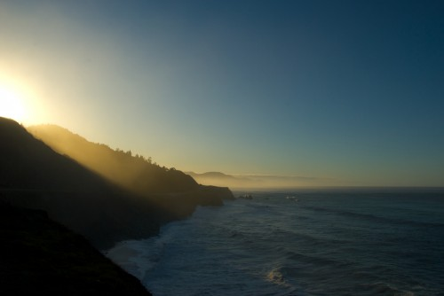 westport union state park at sunrise