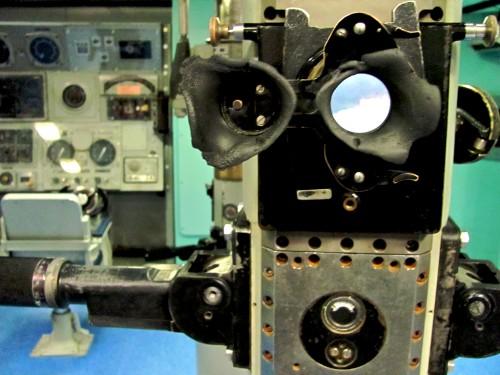Submarine Periscope (and Bridge)
