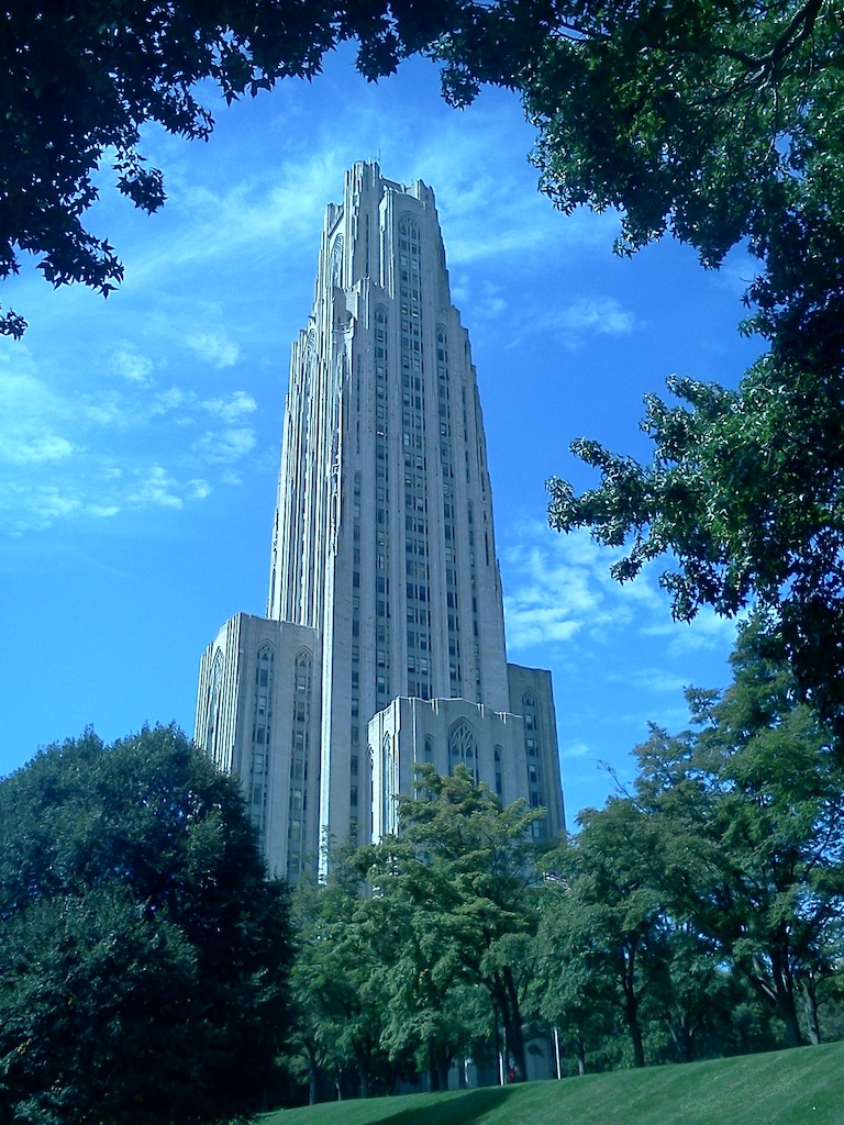 Cathedral of Learning (University of Pittsburgh)