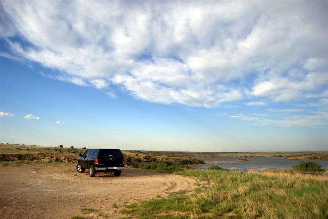 Viewpoint - Lake Carl Etling