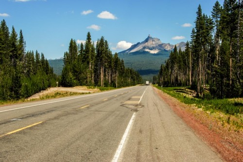 Mt. Thielsen (Southern Oregon)