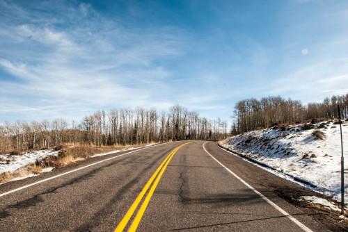 Highway 12 in southern Utah somewhere