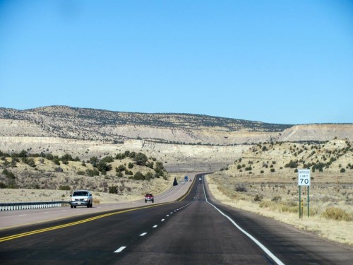 Northern New Mexico somewhere