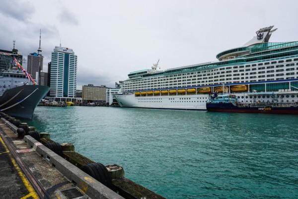 Auckland Harbor