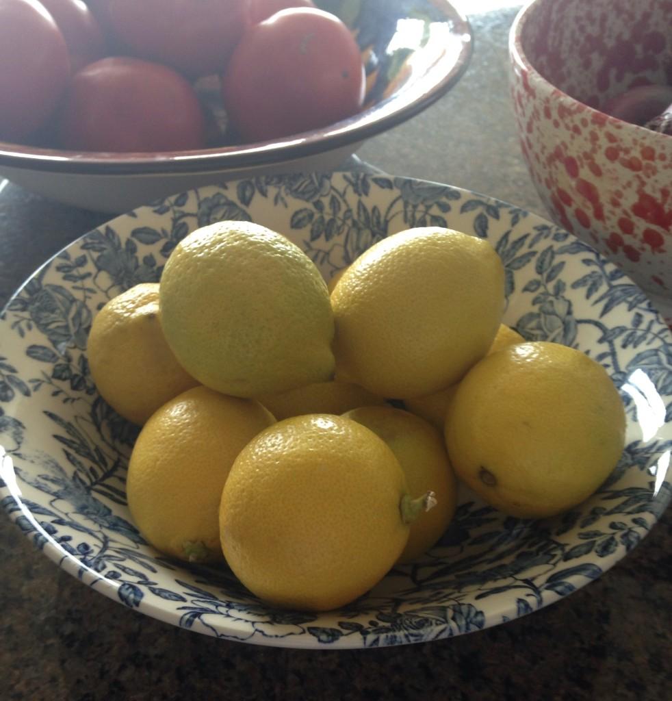 Breakfast, Jobs, Lemons & Sundays