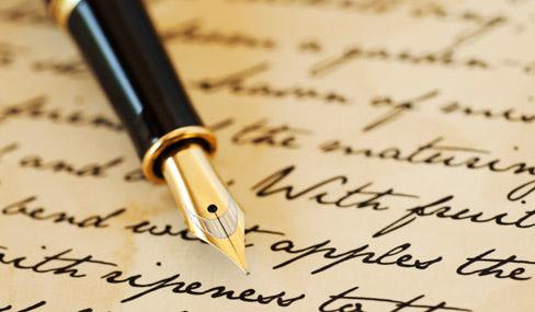 I Write Because