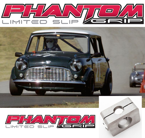 Classic Mini Phantom Grip Limited Slip LSD