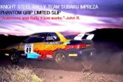 Rally Subaru Impreza WRX with Dirt In Mind