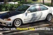 Honda Limited Slip LSD Options on the market