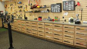 Golf Club Repair & Adjustment