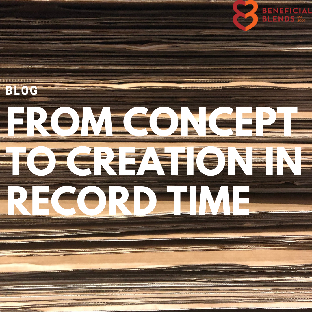 Blog- From Concept to Creation in Record Time