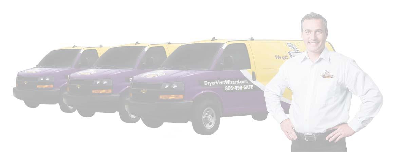 Dryer Vent Wizard Van Banner Dvw Franchise