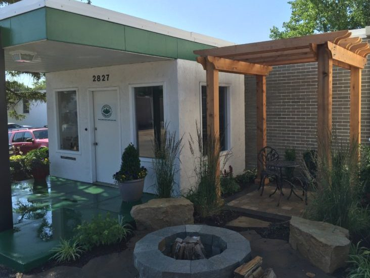 Timberline Landscapes Office