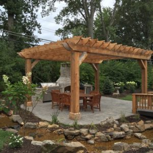 Outdoor Living – Timberline Landscapes