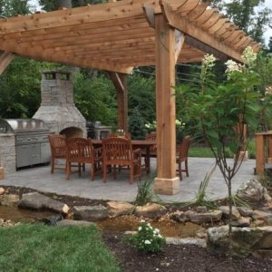 Water Feature – Timberline Landscapes
