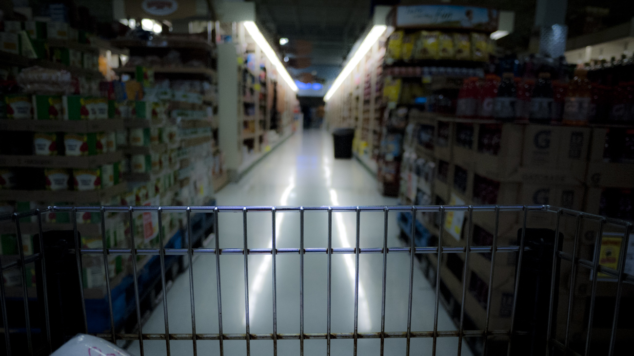 The Hollowness of Modern Life, Aisle 8