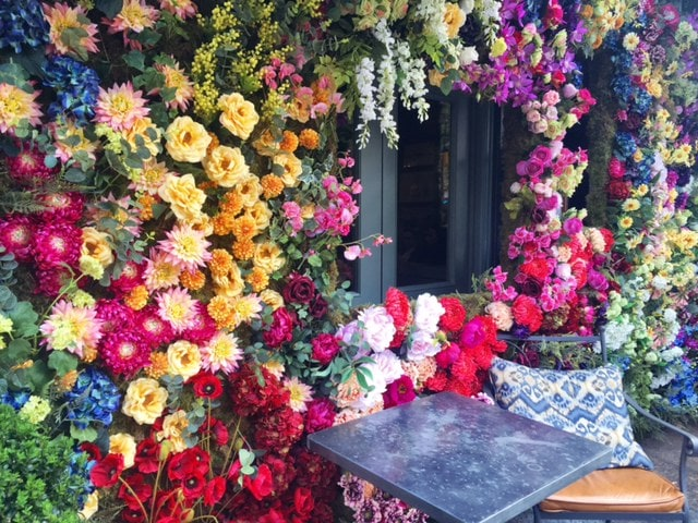 Chelsea Flower Show 2016 – Top Retail Shop Fronts
