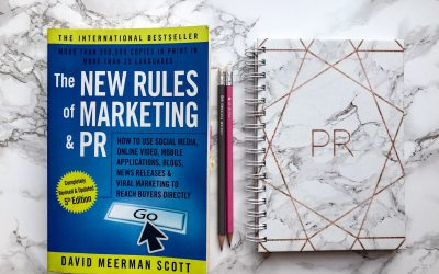 Naked Review David Meerman Scott New Rules of PR & Marketing