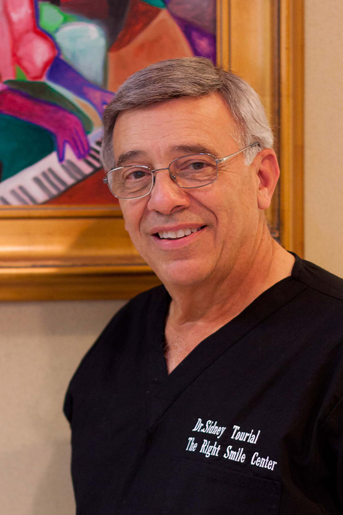 Sidney R. Tourial, DDS (retired)