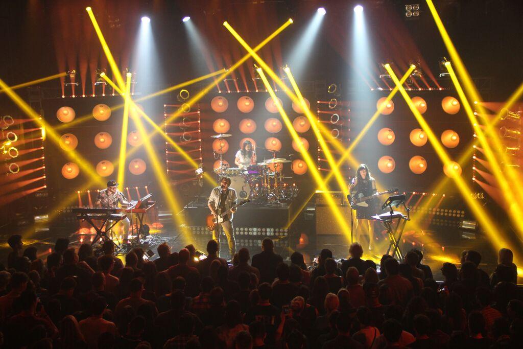Silversun Pickups iHeart Radio Concert