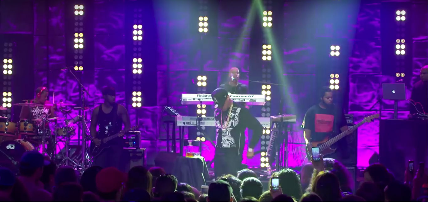 T.I. - King - Live on the Honda Stage at the iHeartRadio Theater LA
