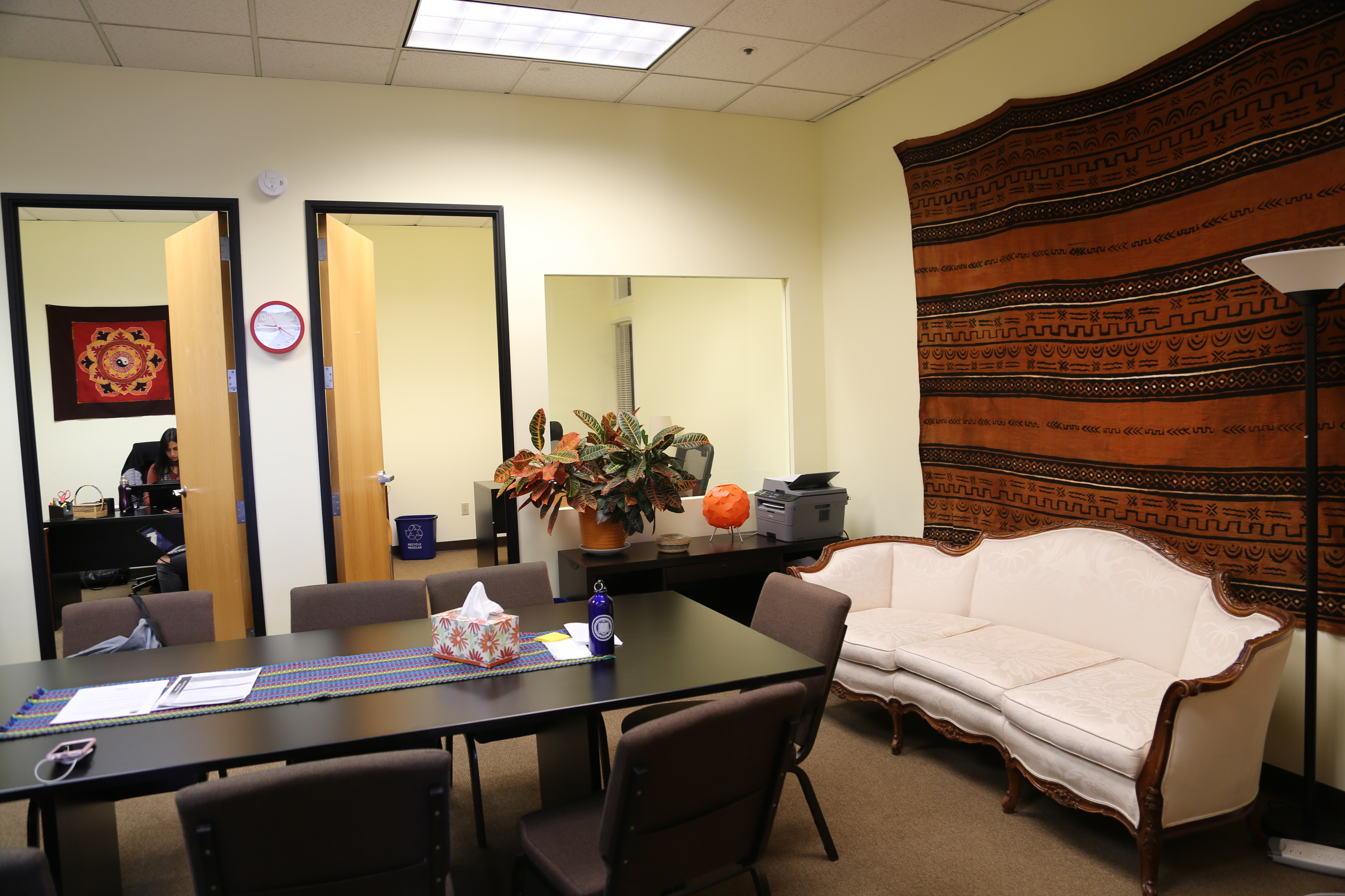 Group Therapy Room