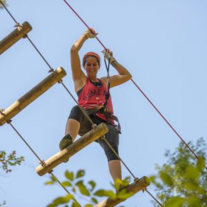 Young Adult Adventure: Swing into the Jewish New Year @ Tree to Tree Aerial Adventure Park