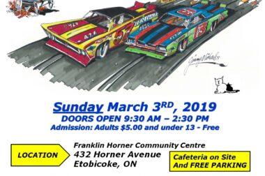 7th Annual Scale Model & Slot Car Show & Flea Market