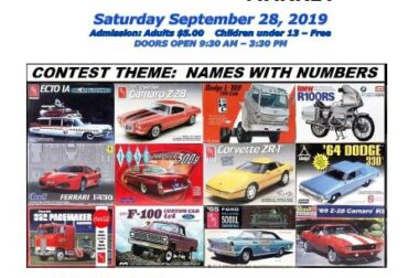 22nd Annual Toronto Model Car Contest & Hobby Flea Market