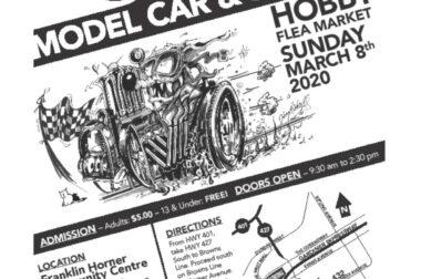 8th Annual Toronto Model Car & Slot Car Hobby Flea Market