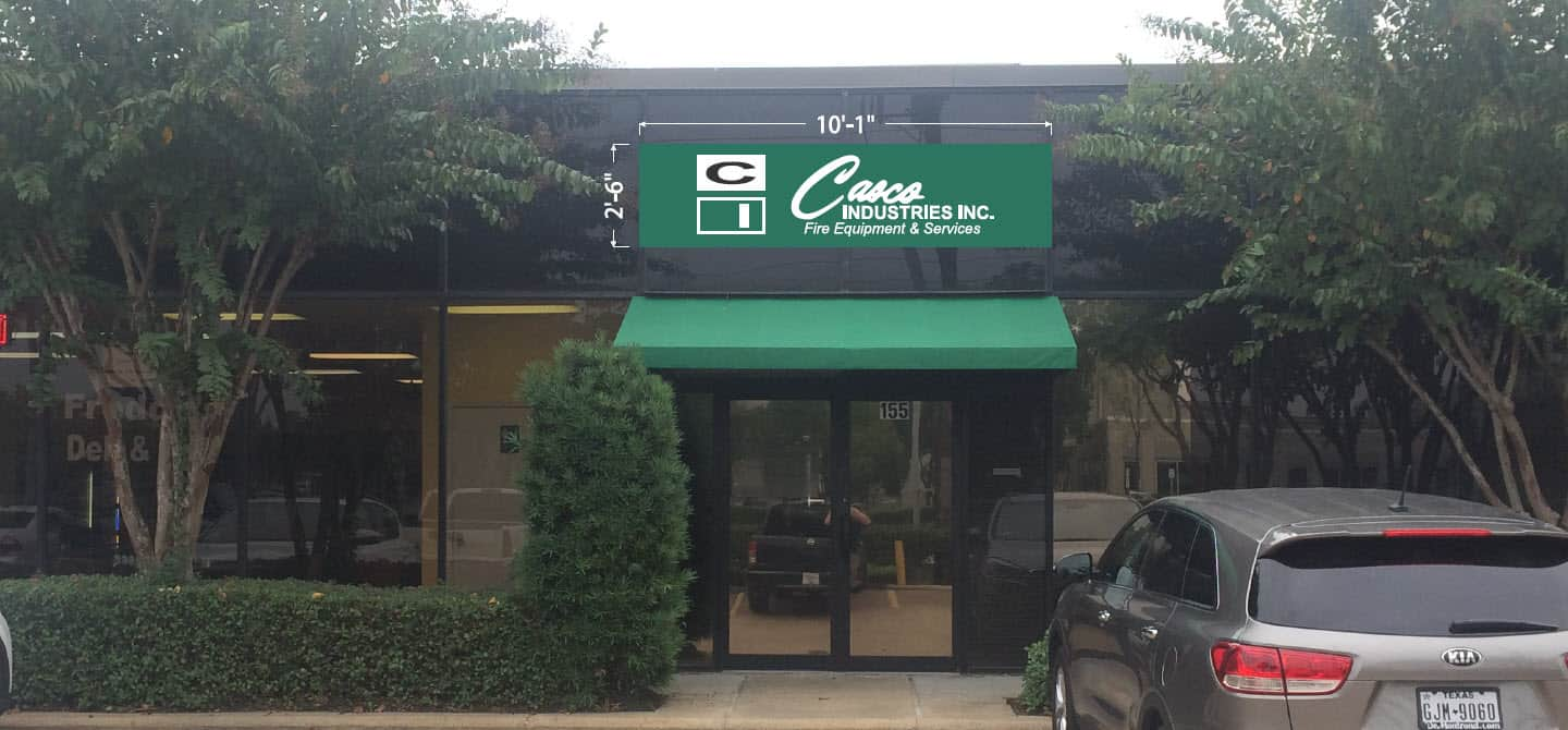 Business Signage Casco Sign-Express