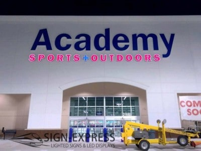 academy-sports-outdoor-channel-letter-install