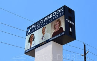 Willowbrook-Medical-Group-LED-Billboard-Houston-Texas