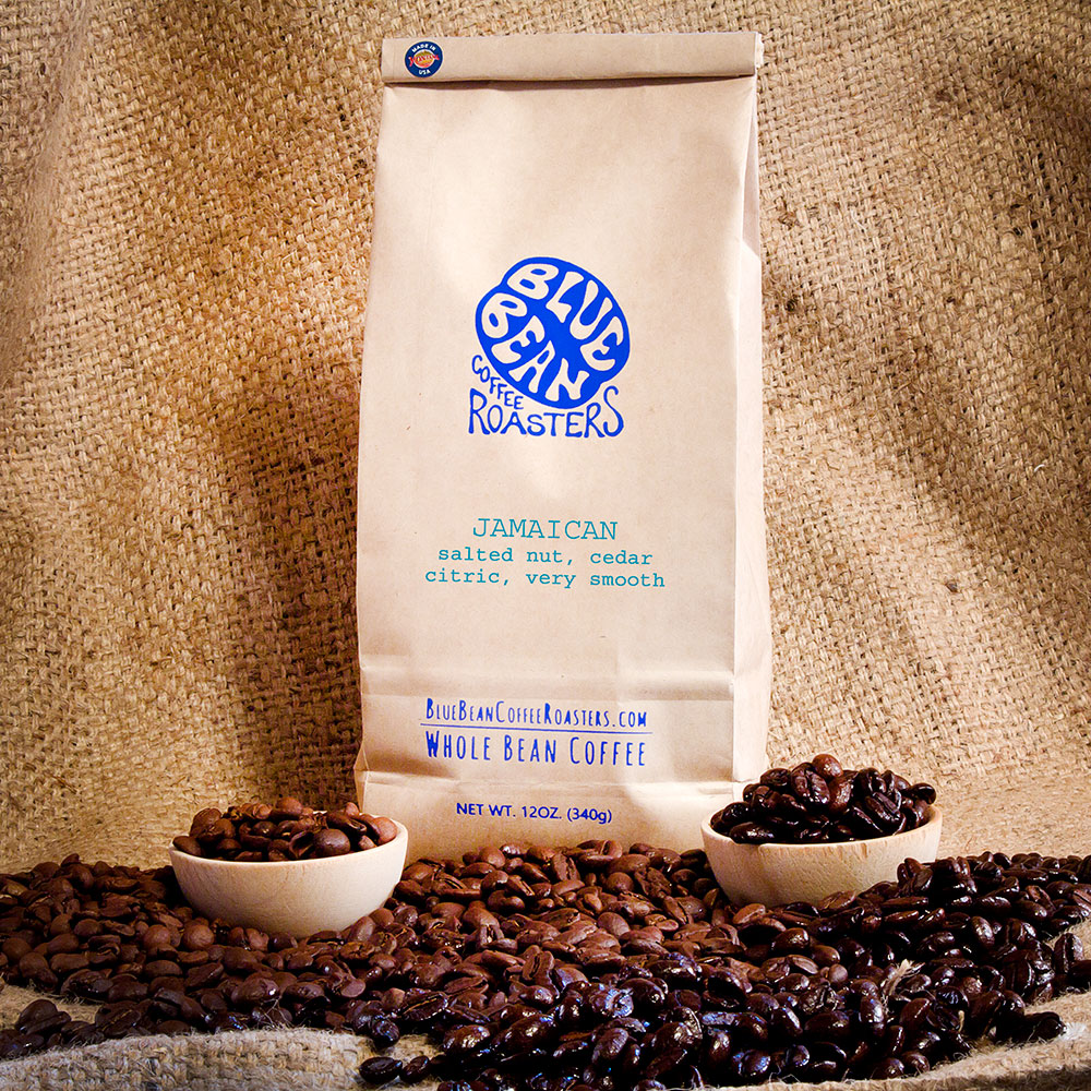 Jamaican Blue Mountain - Medium or Dark Roast