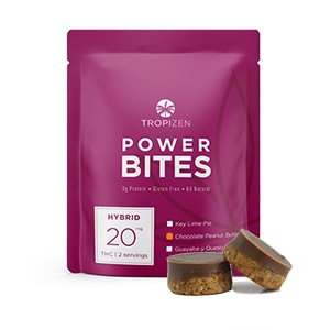 Chocolate Peanut Butter Power Bites
